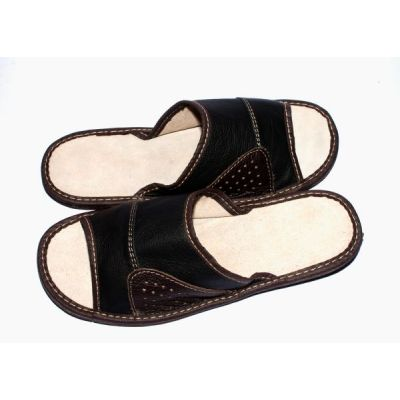 Comfortable Leather Slippers For Men
