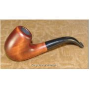Ukrainian Tobacco Smoking Pipe - Bent