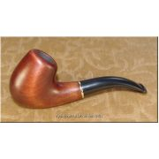 Ukrainian Tobacco Smoking Pipe - Mini Bent Filter