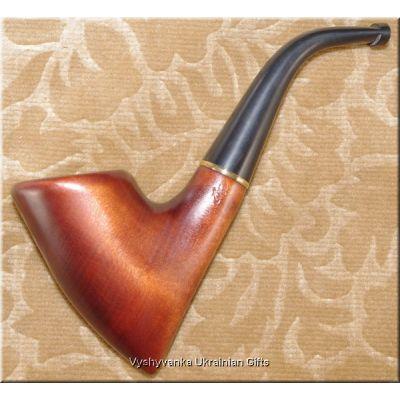 Tobacco Smoking Ukrainian Wooden Pipe - Tomahawk