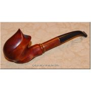 Tobacco Smoking Ukrainian Wooden Pipe - Dali