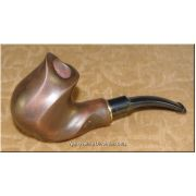 Unique Tobacco Smoking Pipe - Curly