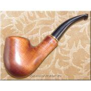 Tobacco Smoking Ukrainian Wooden Pipe - Saxophone