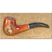Inexpensive Tobacco Smoking Pipe - Standart Inlay for Filter