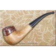 Ukrainian Smoking Pipe Hand Carved - Sadko