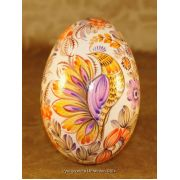Petrykivka Pisanka Ukrainian Real Goose Egg