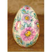 Pysanka Ukrainian Real Goose Egg Petrykivka