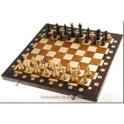 Polish Hand Carved Wooden Chess Set - Gambit
